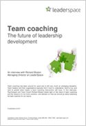 Team Coaching document