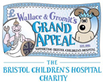 Wallace & Gromit's Grand Appeal logo